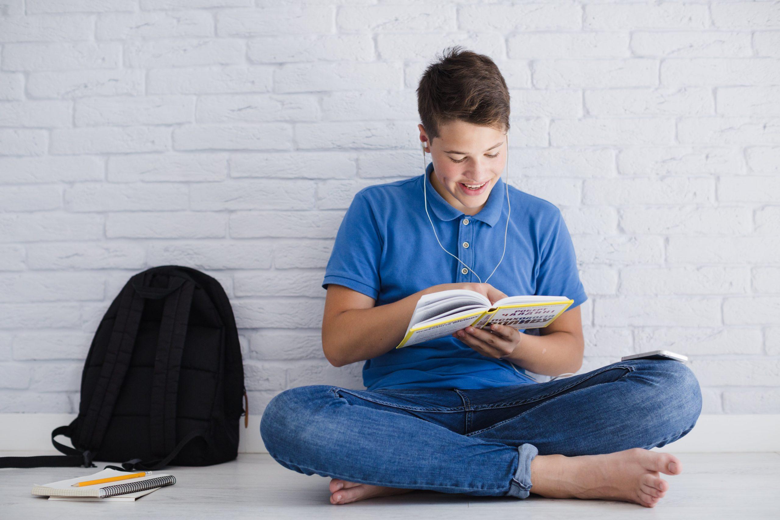 lezen, begrijpend lezen, training, alle teksten de baas, woordenschat, LeerRijk Training en Coaching
